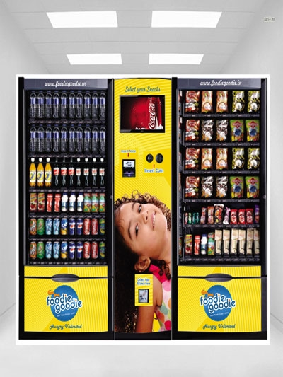 Retail Vending Machines