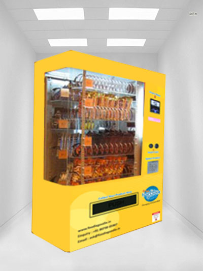 Wall Mountable Vending Machines