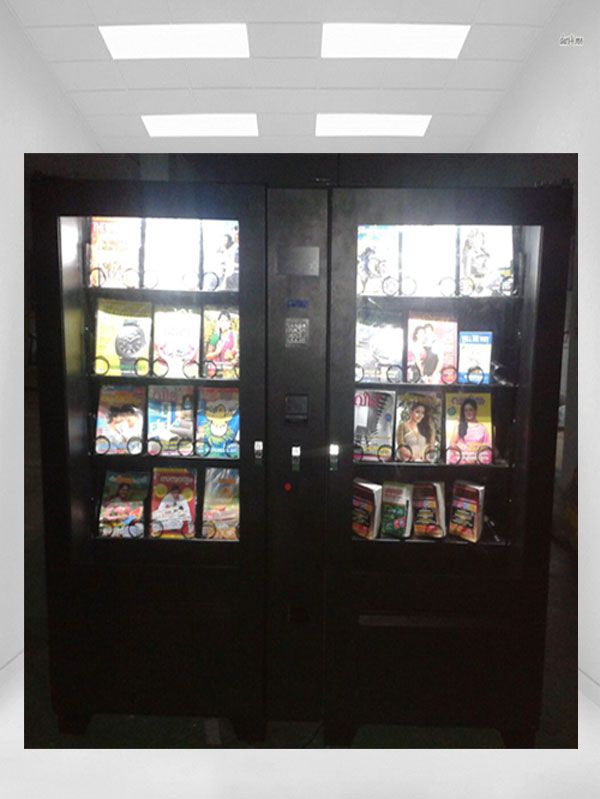 Beeta Book Vending Machines